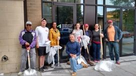 Neighborhood Clean Up Day 9.26.2015